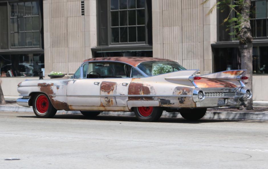 1959 Cadillac Series 62 Project The Bid Watcher