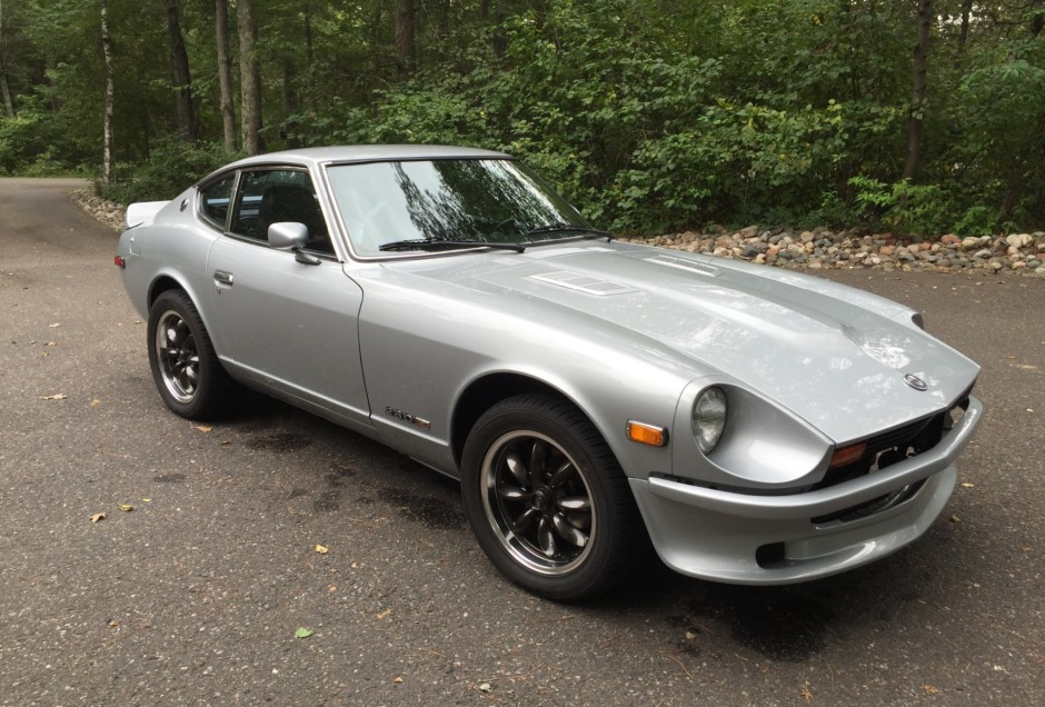 1978 Datsun 280z - The Bid Watcher