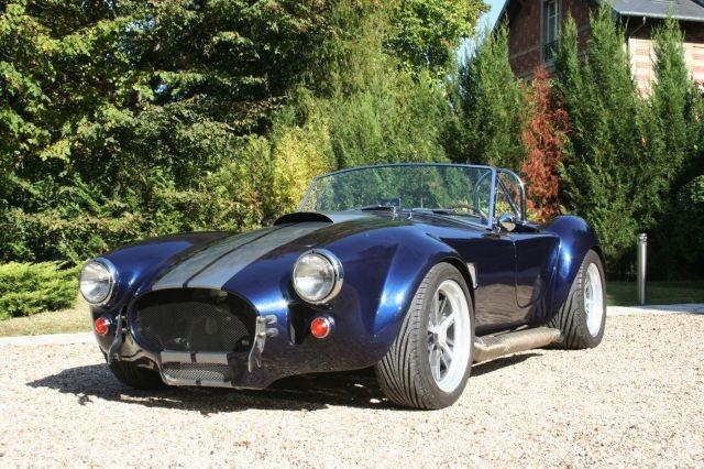 1966 Shelby Cobra Replica Par Street Beasts - The Bid Watcher