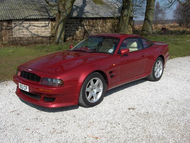 1996 Aston Martin Vantage Coup The Bid Watcher