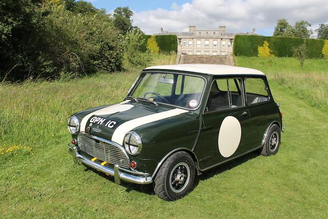 1964 Austin Mini Cooper 1275 S Group 5 Compeion Saloon