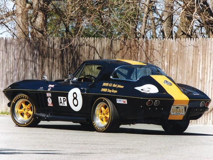 1966 Chevrolet Corvette 427 Race Car - The Bid Watcher