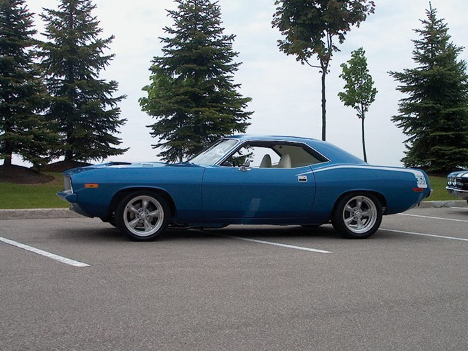 1973 Plymouth 'cuda - The Bid Watcher