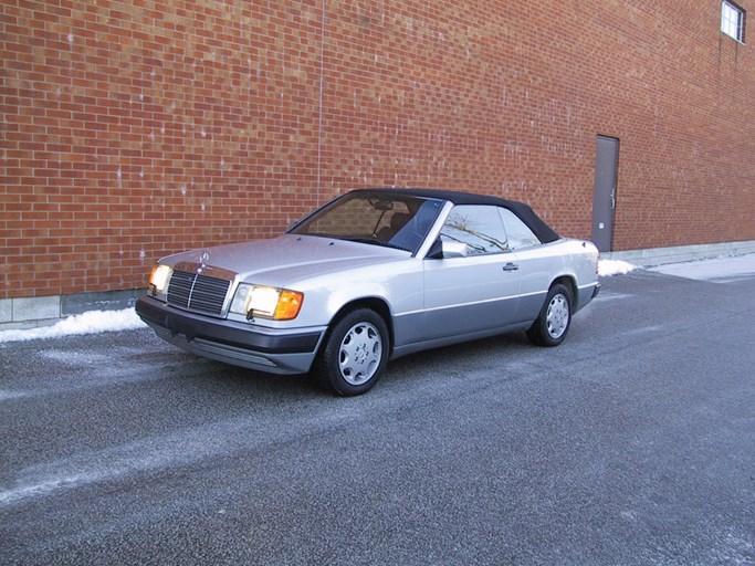 1993 Mercedes Benz 300ce Convertible