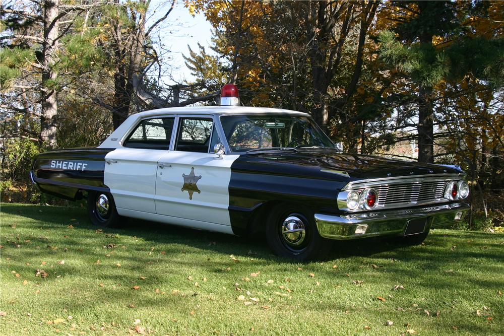 1964 ford galaxie 500 4 door sedan