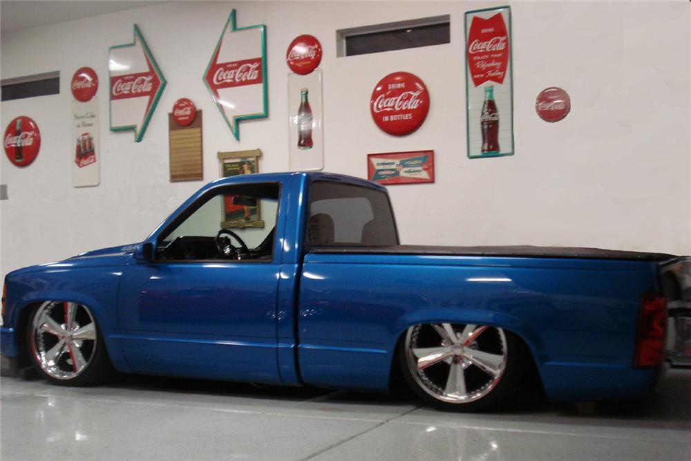 1990 Chevrolet 454ss Custom Pickup - The Bid Watcher