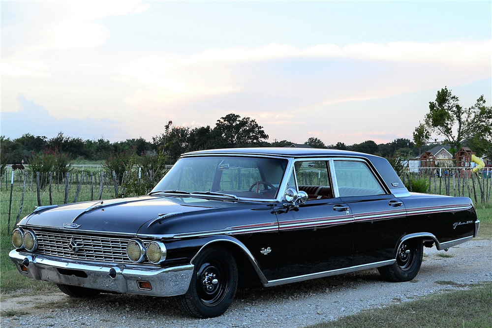 1962 ford galaxie 500 the bid watcher. Black Bedroom Furniture Sets. Home Design Ideas