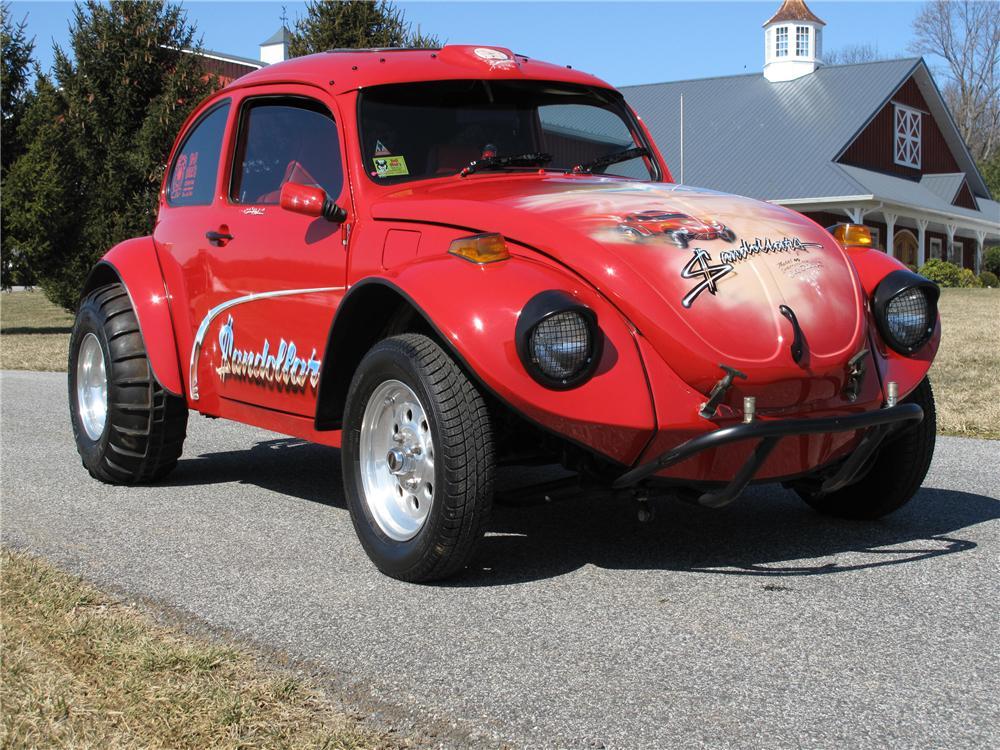 1973 Volkswagen Beetle Dune Buggy