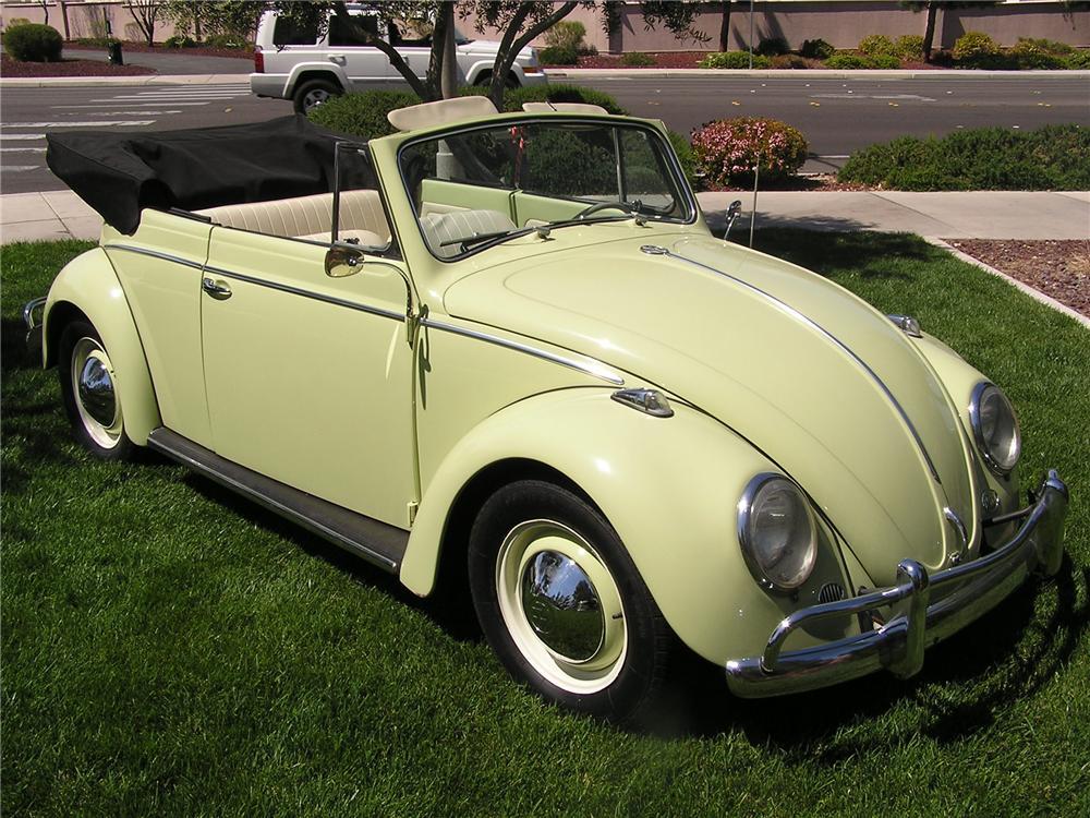 1964 Volkswagen Beetle Custom Convertible