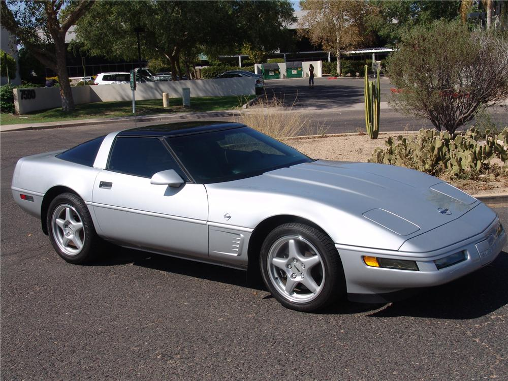 1996 Chevrolet Corvette Collectors Edition Coupe