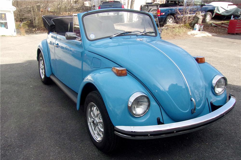 1970 volkswagen beetle convertible - the bid watcher