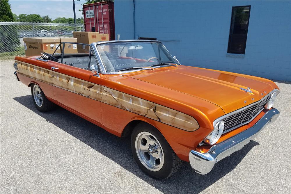1964 Ford Falcon Futura Custom Convertible - The Bid Watcher