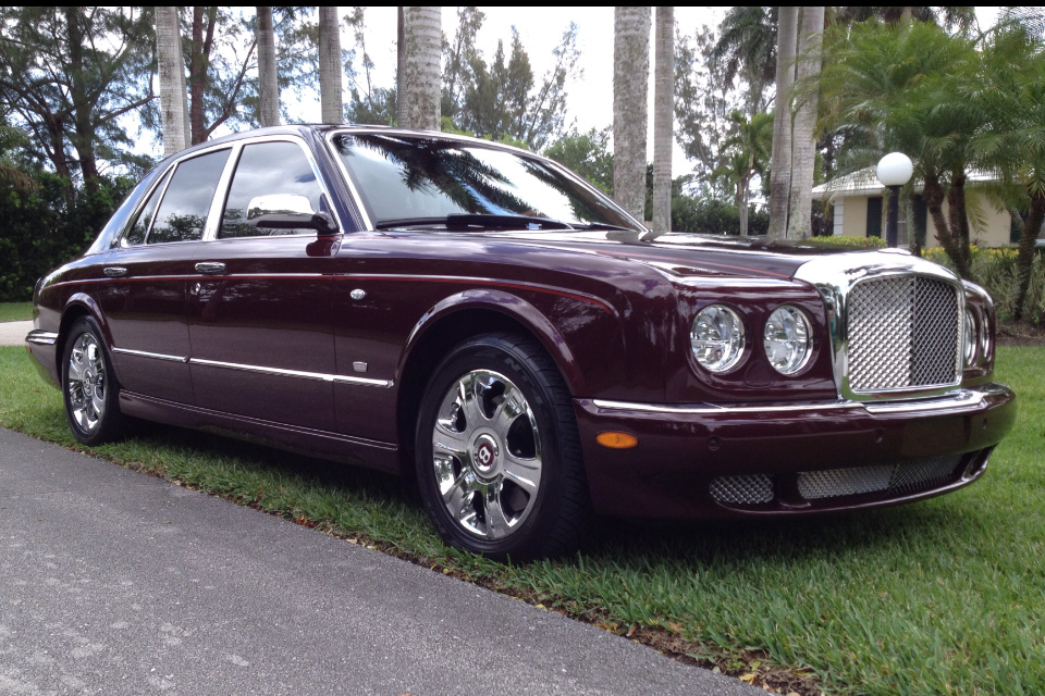 2006 bentley arnage r 4 door sedan - the bid watcher