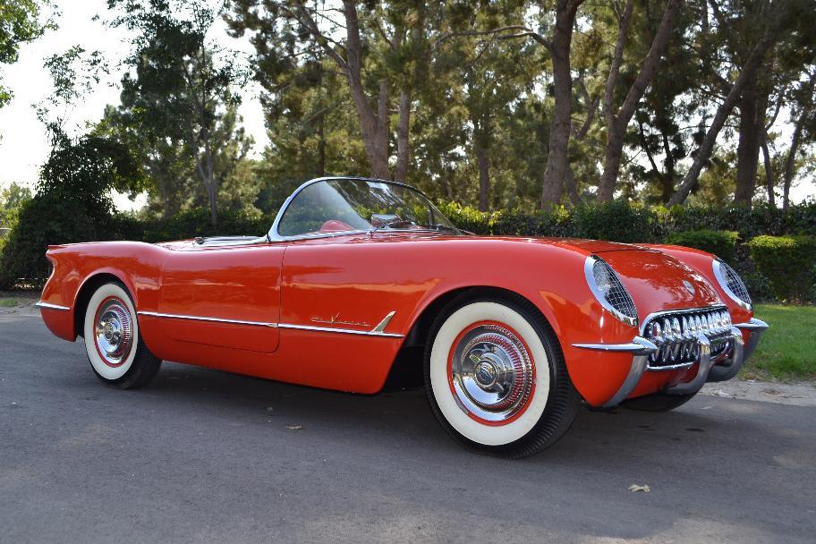 1955 Chevrolet Corvette Convertible