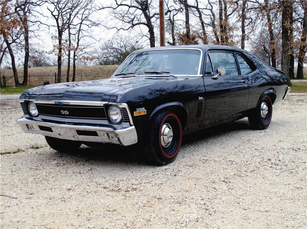 1970 chevrolet nova 2 door coupe the bid watcher