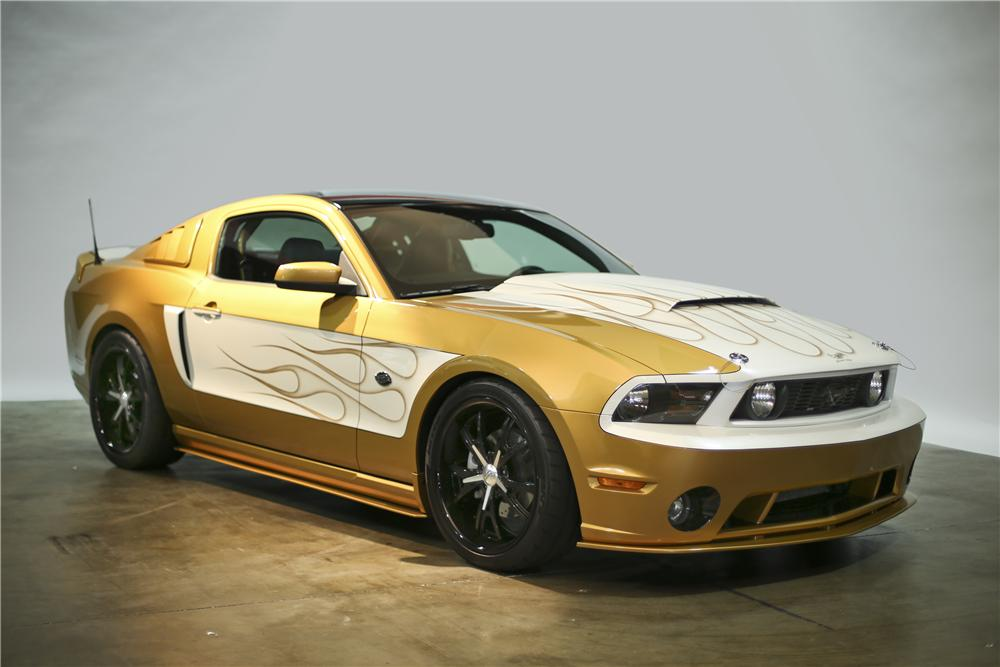 2010 Ford Mustang Gt Custom Fastback On Sunday 01 30 Pm