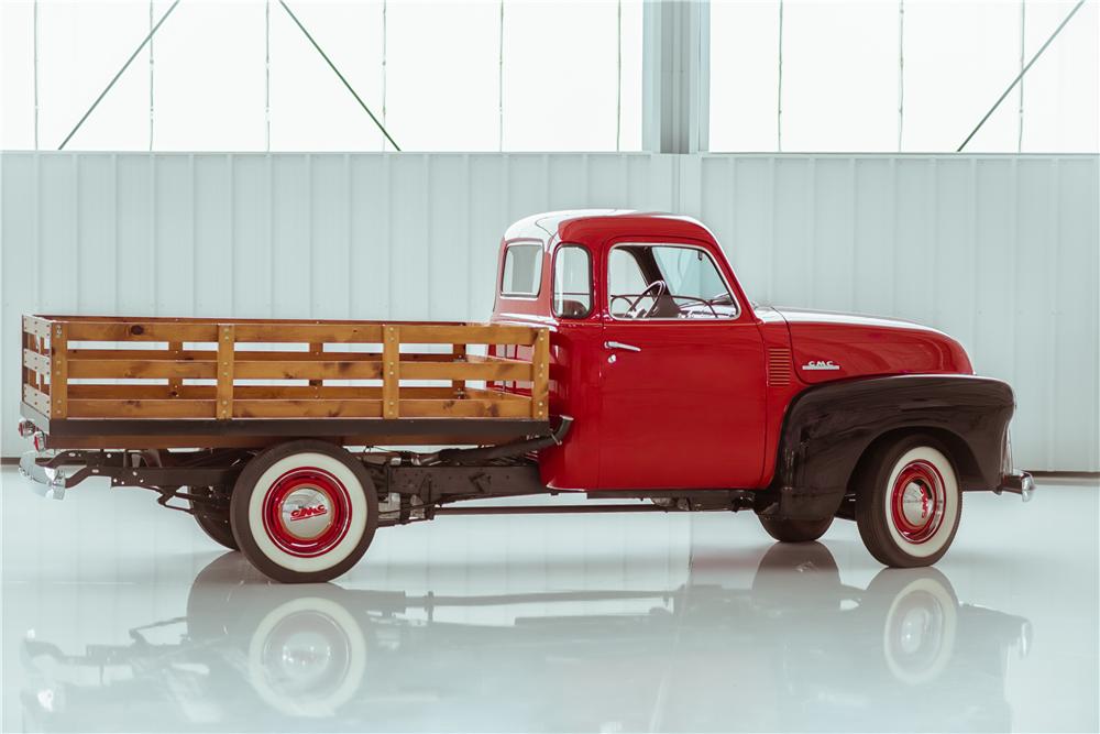 gmc 3/4 ton pickup truck
