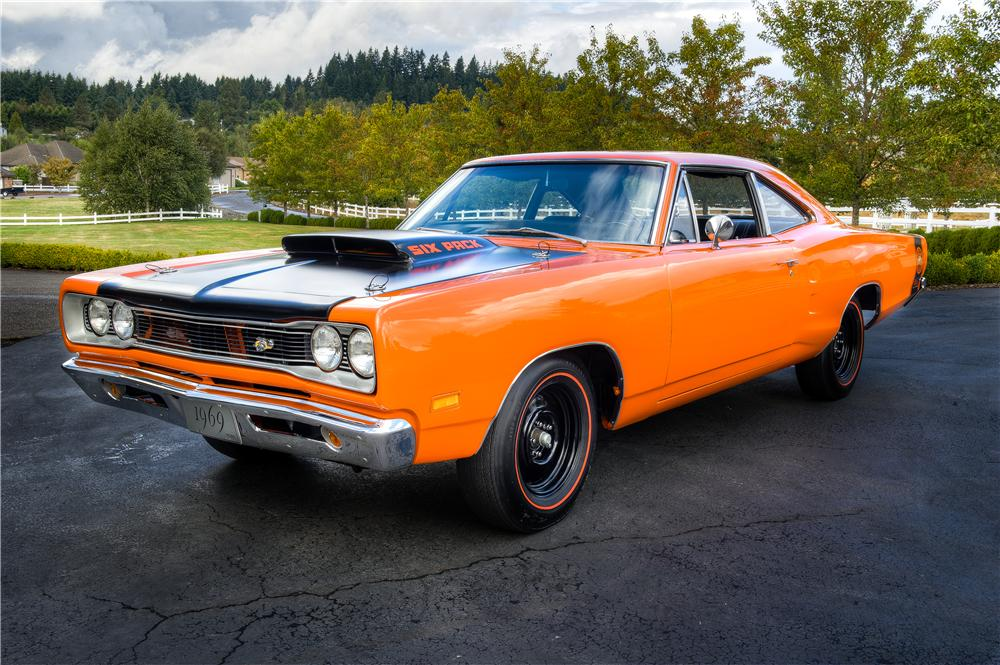 1969 Dodge Super Bee 2 Door Coupe - The Bid Watcher