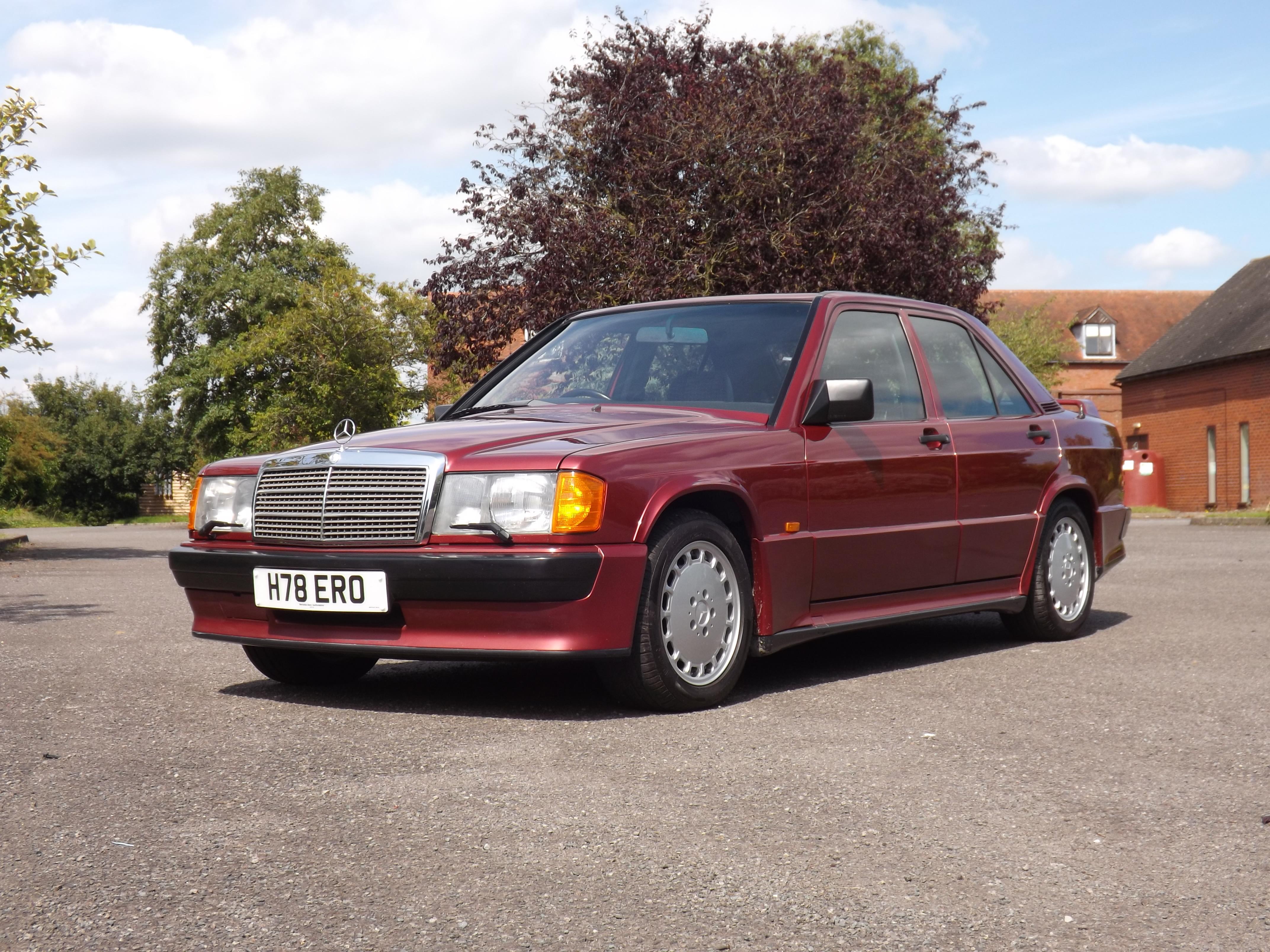 1990 Mercedes 190e 2 5 16v The Bid Watcher