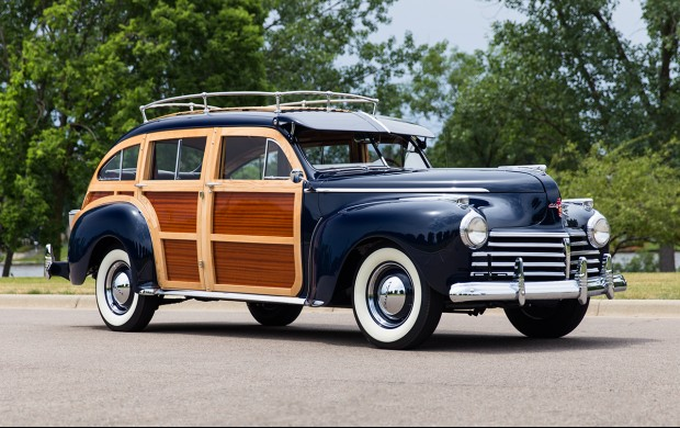 1941 Chrysler Royal Town And Country Barrelback