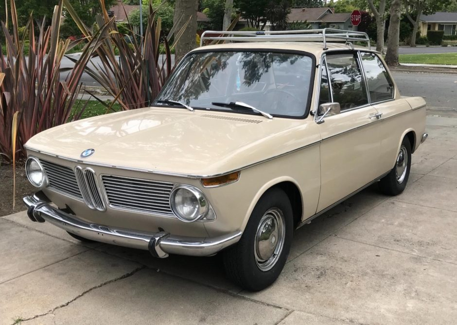 1967 Bmw 1600 - The Bid Watcher