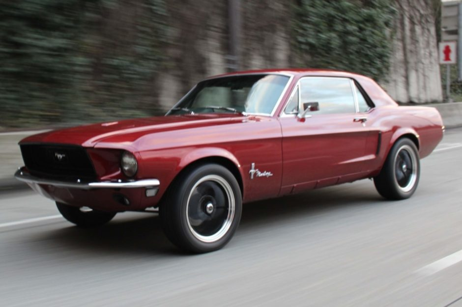 1968 Ford Mustang >> 1968 Ford Mustang 302 4 Speed The Bid Watcher