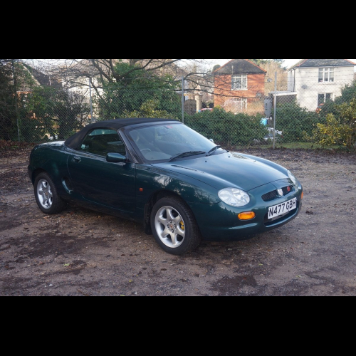 1996 Mg Rv8 Convertible - The Bid Watcher