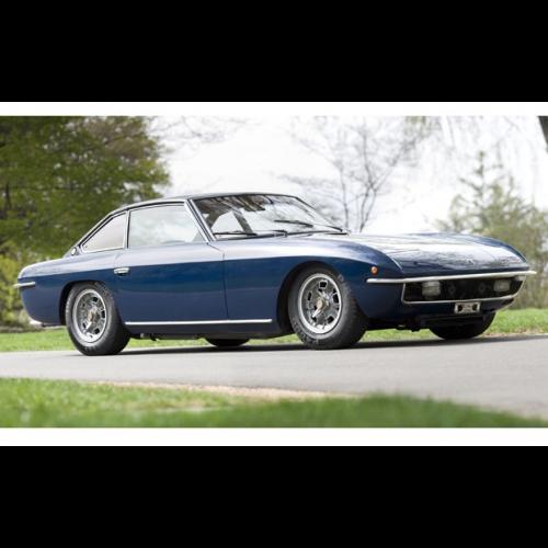 1969 Lamborghini Islero S Coupe The Bid Watcher