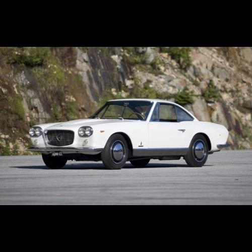 1963 Lancia Flaminia 3c 2.8 Coupe Speciale - The Bid Watcher