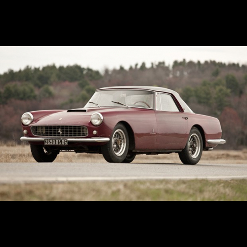 1959 Ferrari 250 Gt Lwb California Spider Competizione The Bid