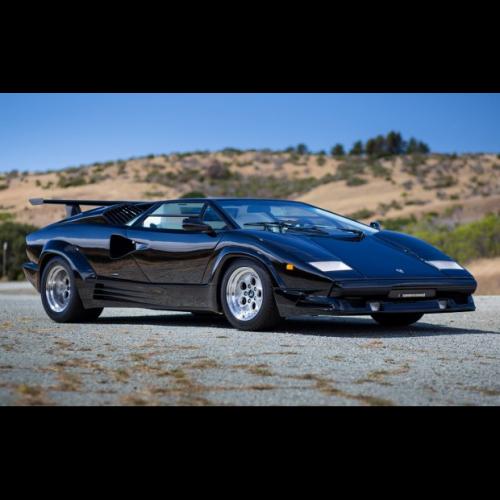 1989 Lamborghini Countach 25th Anniversary Coupe The Bid Watcher