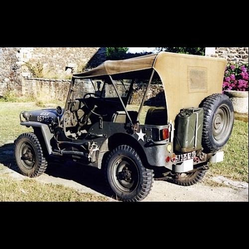 willys-overland motors