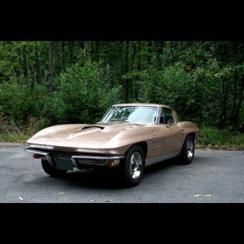 1963 Chevrolet Corvette Stingray Split Window - The Bid Watcher