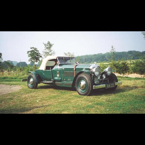 1947 Bentley Mk Vi Saloon - The Bid Watcher