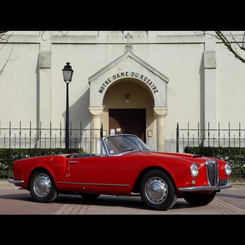 1958 lancia aurelia b20's' gt 6th series coupé - the bid watcher