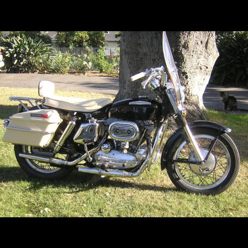 1967 Harley-davidson 883cc Sportster - The Bid Watcher