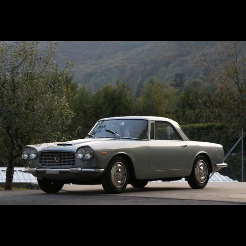 1963 Lancia Flaminia Sport 3c 2.8 By Zagato - The Bid Watcher