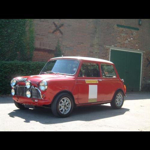 1965 Morris Minor 1000 Convertible The Bid Watcher