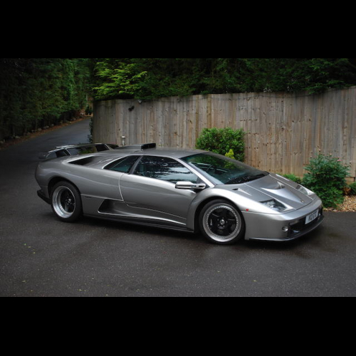 2000 Lamborghini Diablo Gtr The Bid Watcher