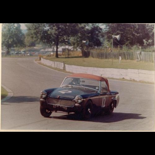 1963 Mg Midget Roadster - The Bid Watcher