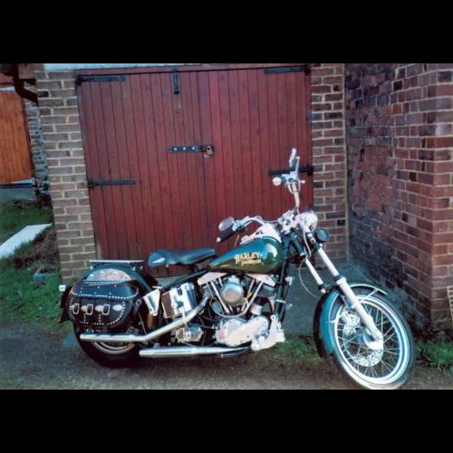 1967 Harley-davidson Xlh Sportster Motorcycle - The Bid Watcher