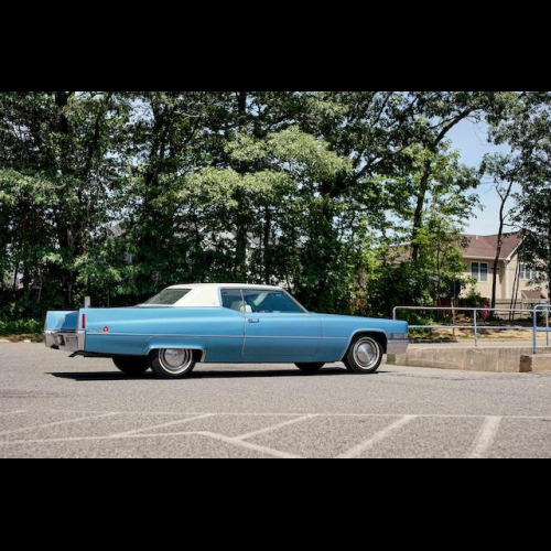 1970 Cadillac Coupe Deville - The Bid Watcher