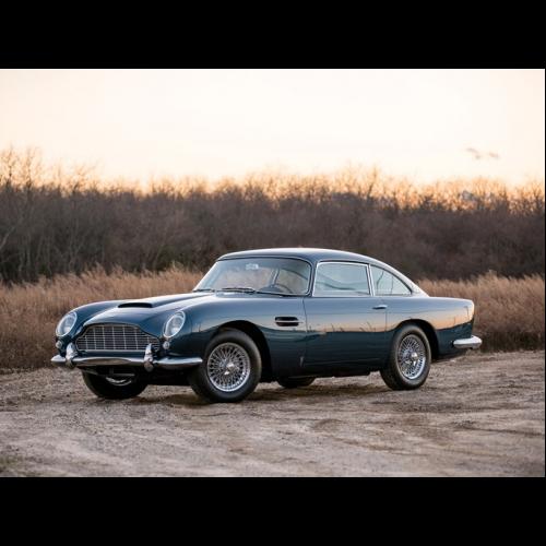 Aston Martin Db Vantage Saloon The Bid Watcher - 1965 aston martin db5