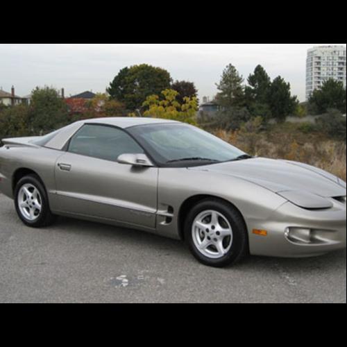 2001 Pontiac Firebird Hard Top The Bid Watcher