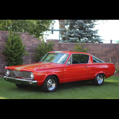 No Reserve: 1966 Plymouth Barracuda - The Bid Watcher