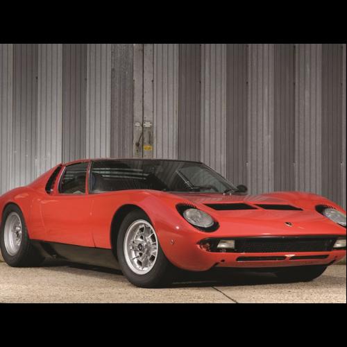 1969 Lamborghini Islero S 2 2 Coupe The Bid Watcher
