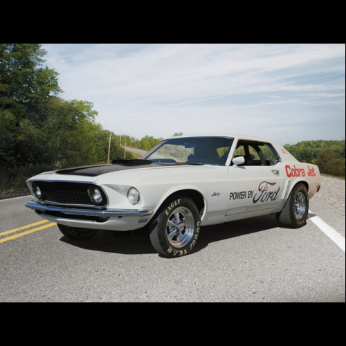 1969 Ford Mustang Mach 1 Custom Fastback - The Bid Watcher