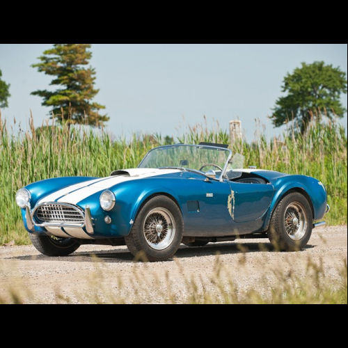 5600-mile 1964 Shelby Cobra Replica - The Bid Watcher