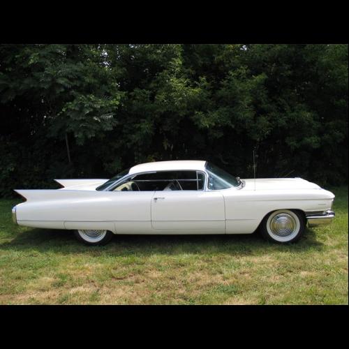 1960 Cadillac Fleetwood Four Door Hardtop - The Bid Watcher