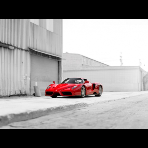 2005 Ferrari Enzo The Bid Watcher